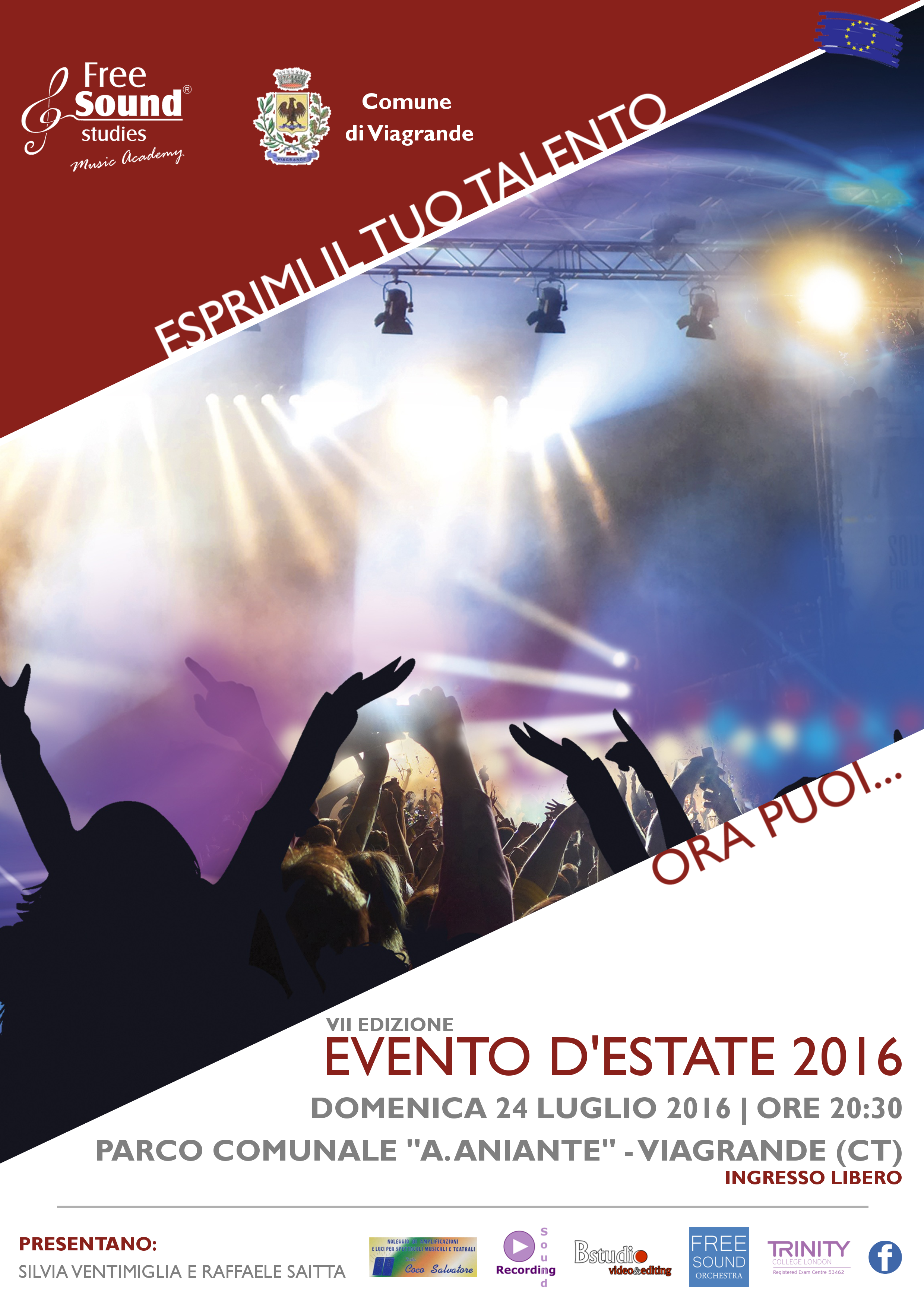 Evento d'Estate 2016
