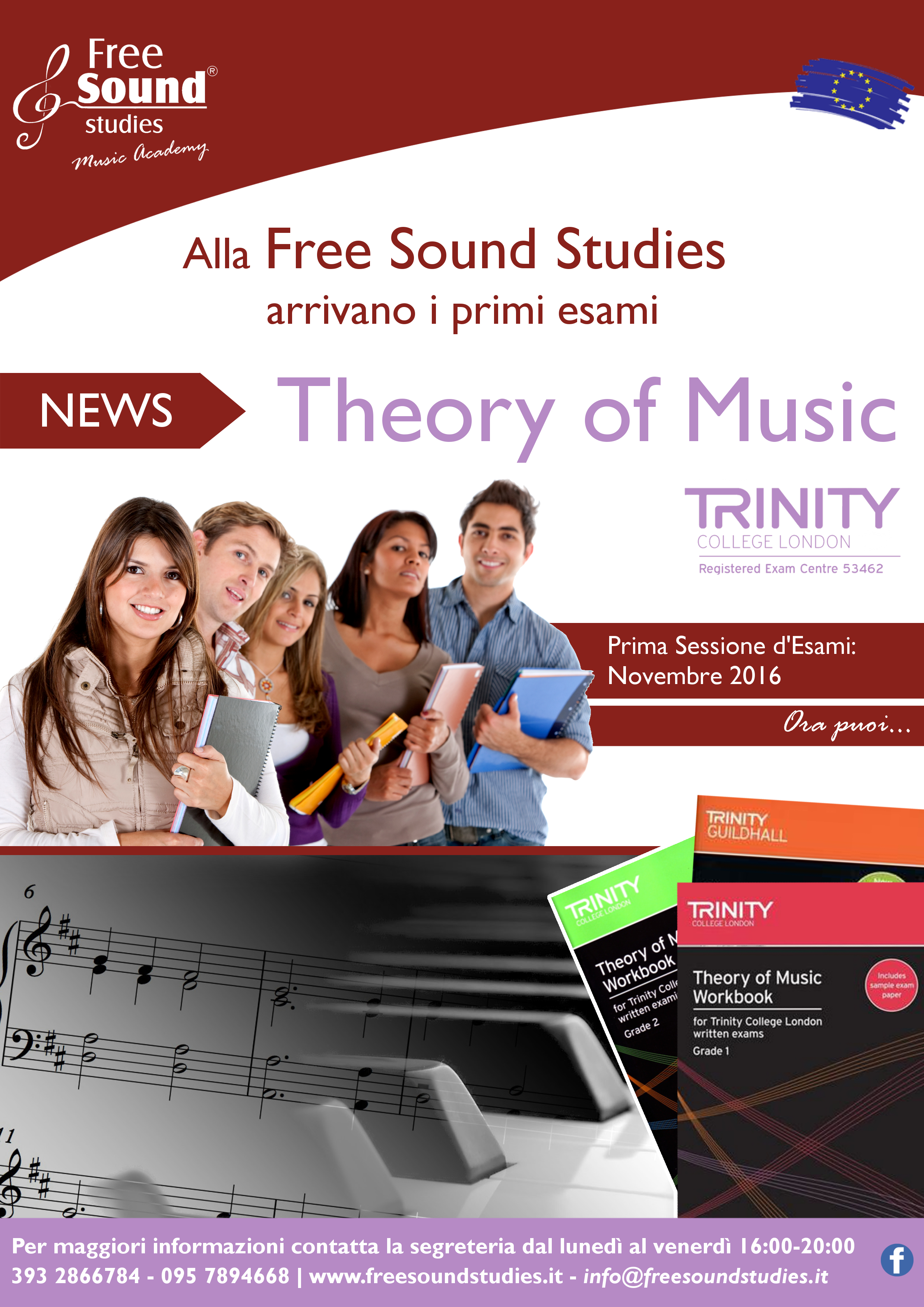 NEWS: Theory of Music - Trinity